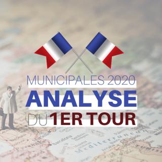 Analyse du premier tour des élections municipales 2020